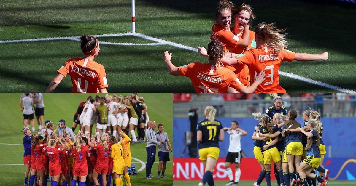 Holanda y Suecia se juegan un puesto en la final en la que ya está EEUU