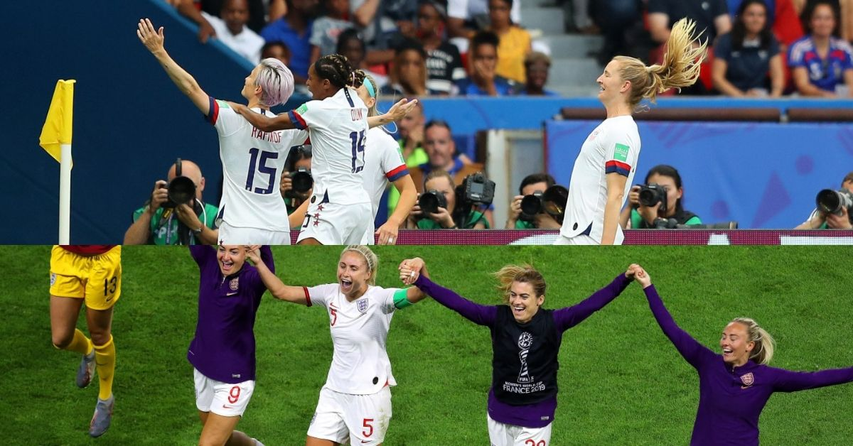 EEUU se medirá a Inglaterra en la Semifinal