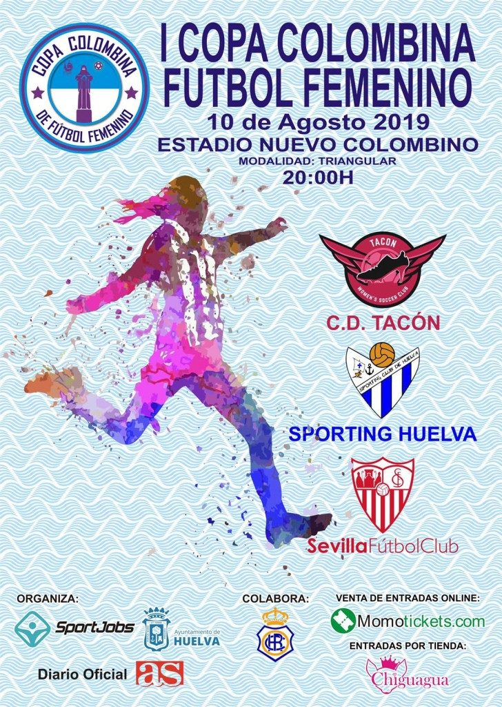 I Copa Colombina de Fútbol Femenino