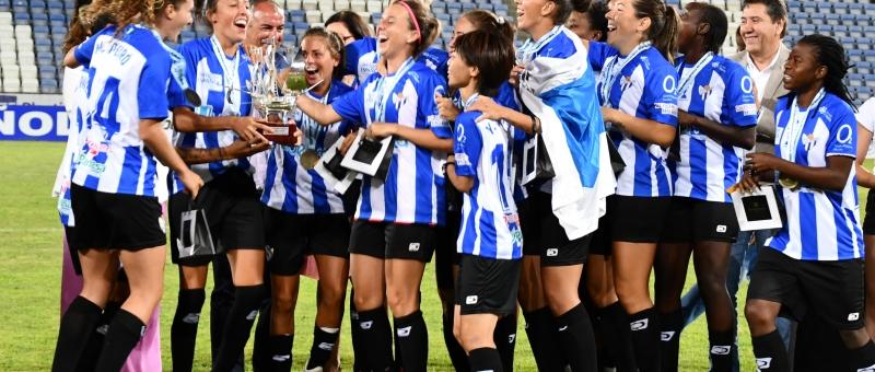 El Sporting gana la primera Copa Colombina