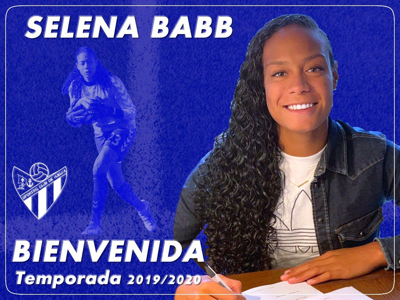 Nueva Portera Selena Delia Babb