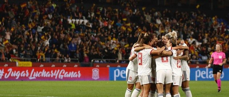 La selección continua su camino a la Eurocopa