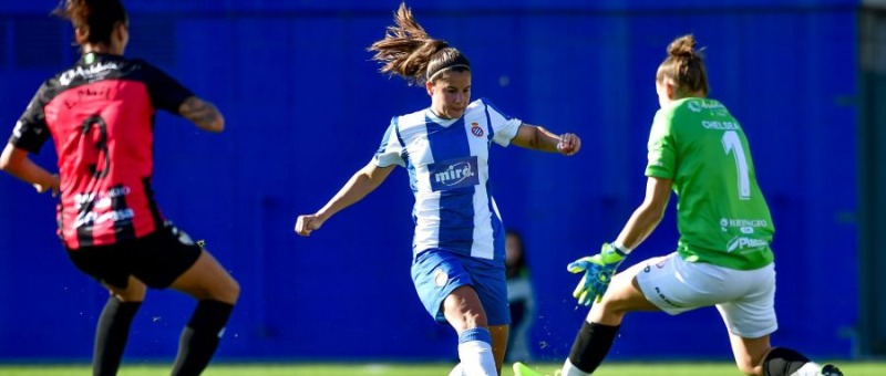 RCD Espanyol empata ante el Sporting de Huelva