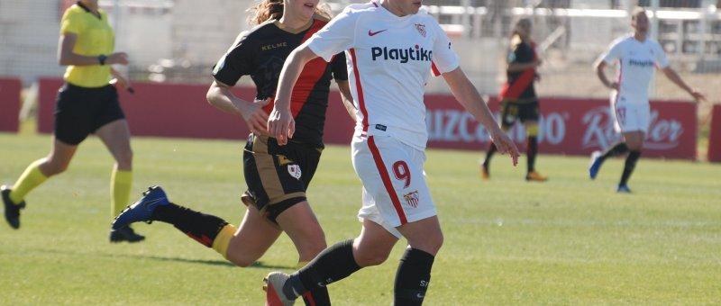 El Sevilla FC recibe al Rayo Vallecano en la jornada 14 de Primera Iberdrola