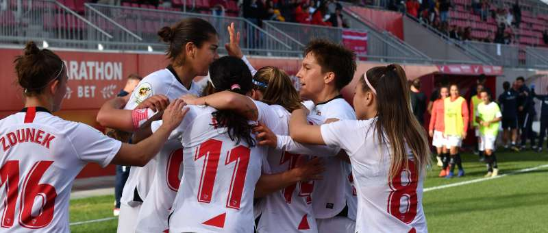 El Sevilla FC busca en Lezama su primera victoria fuera de casa