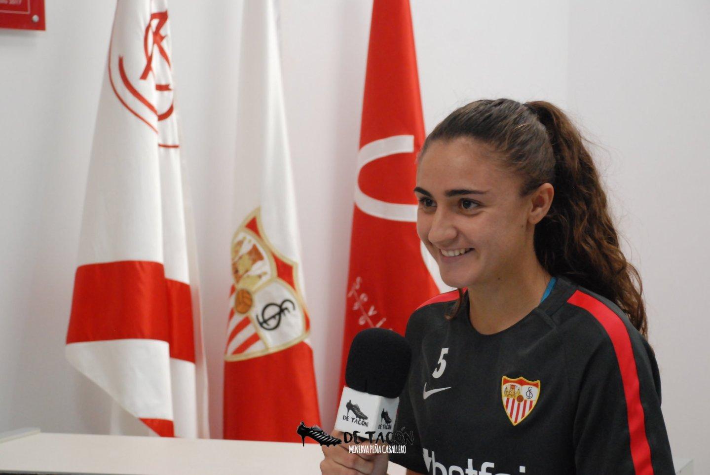 Blanca Moreno rescinde de mutuo acuerdo su contrato con el Sevilla FC