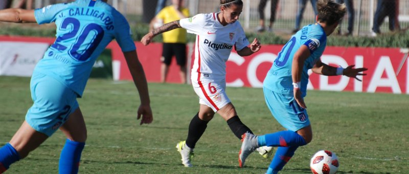 El Sevilla FC recibe al Atlético de Madrid en la J17