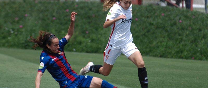 El Sevilla FC recibe al Levante UD en los octavos de final de Copa de la Reina