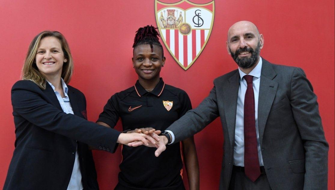 Uchenna Kanu es el primer fichaje del mercado invernal del Sevilla FC en esta 19/20