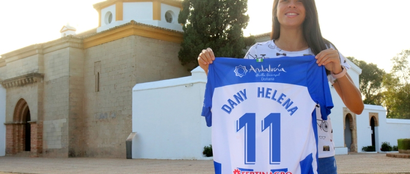 Dany Helena cierra la plantilla del Sporting