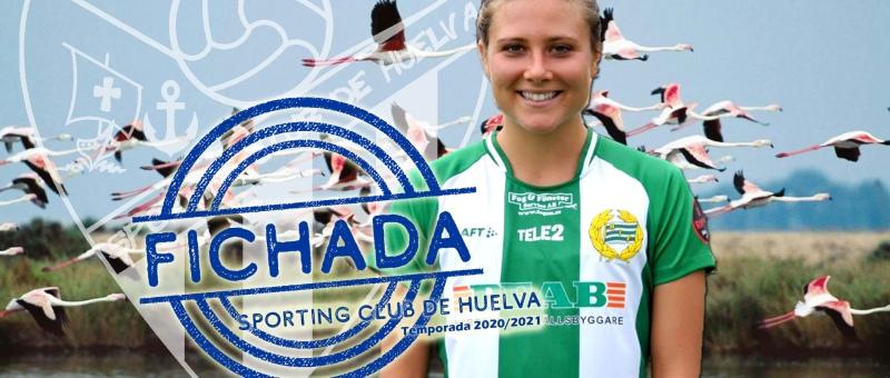 Mikela Waldman nuevo fichaje del Sporting Huelva