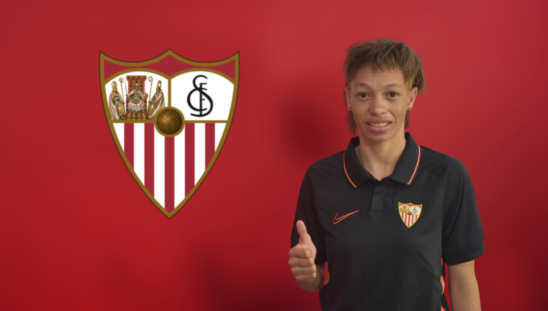 Zenatha Coleman nueva integrante de la plantilla del Sevilla FC